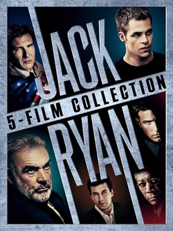 Jack Ryan 5-Movie Collection