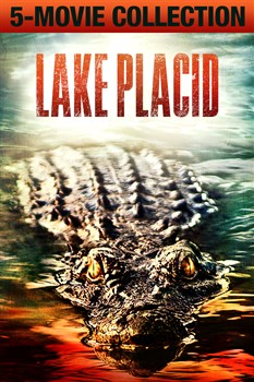 Lake Placid 5-Movie Collection