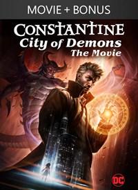 Constantine: City of Demons + Bonus 4K UHD