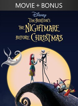 Nightmare Before Christmas + Bonus