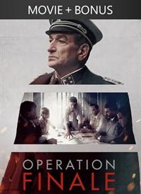 Operation Finale + Bonus