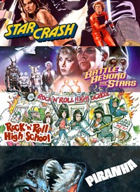 Roger Corman 4 Film Collection