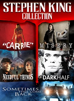 Stephen King 5-Film Collection