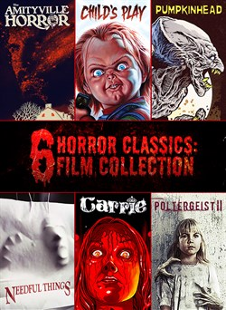 Horror Classics: A 6-Film Collection