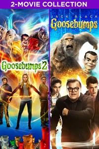 Goosebumps - 2 Movie Collection