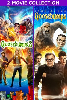 Buy Goosebumps - 2 Movie Collection from Microsoft.com