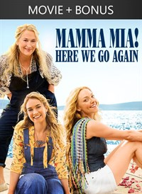 Mamma Mia: Here We Go Again! + Bonus