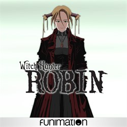Witch Hunter Robin (Original Japanese Version)