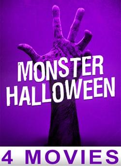 Monster Halloween - 4 Movies