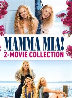 Mamma Mia! - 2 Movie Collection