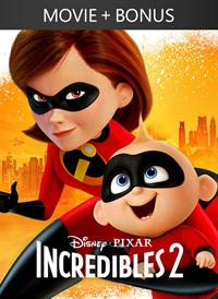 Incredibles 2 + Bonus