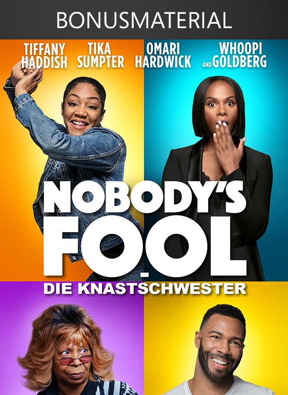 Nobody's Fool - Die Knastschwester + Bonus