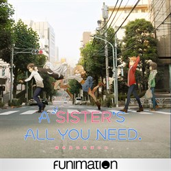 A Sister's All You Need. (Original Japanese Version)