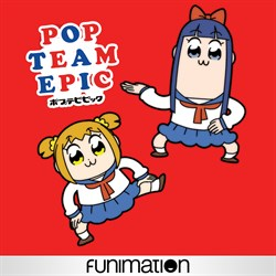Pop Team Epic (Original Japanese Version)