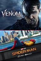 Venom + Spider-Man: Homecoming (Digital 4K UHD)