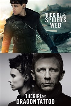 The Girl in the Spider's Web / The Girl with the Dragon Tattoo