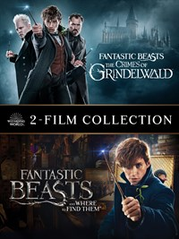 Fantastic Beasts 2-Film Collection 4K Digital