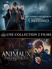 Les Animaux Fantastiques Collection 2 Films