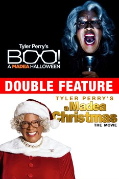 Madea's Holiday Double Feature