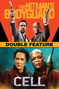 The Hitman's Bodyguard / Cell Double Feature
