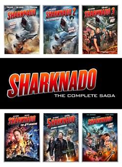Sharknado: The Complete Saga