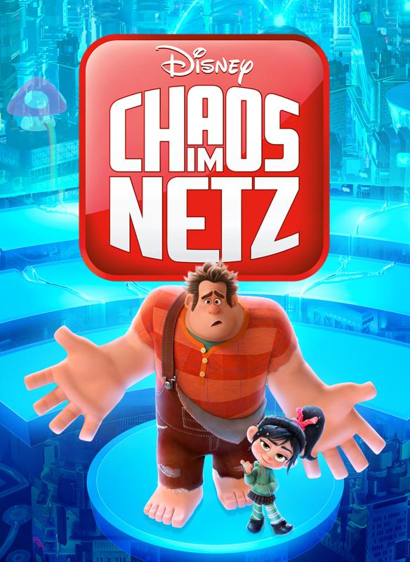 Chaos im Netz + Bonus