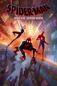 Spider-Man: Into The Spider-Verse