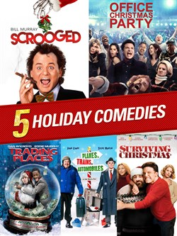 5 Holiday Comedies
