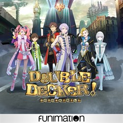 DOUBLE DECKER! DOUG & KIRILL (Simuldub)