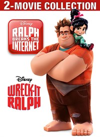 Ralph Breaks the Internet / Wreck-It Ralph Bundle