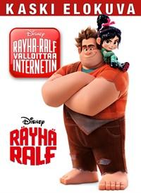 Räyhä-Ralf valloittaa Internetin / Räyhä-Ralf