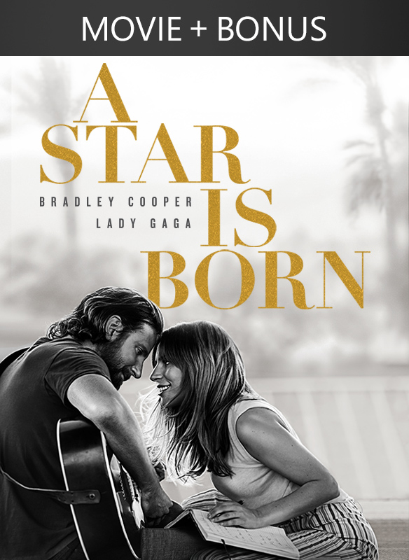 A Star is Born + Bonus