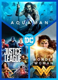 Aquaman 3-Film Bundle