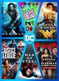DC 6-Film Collection