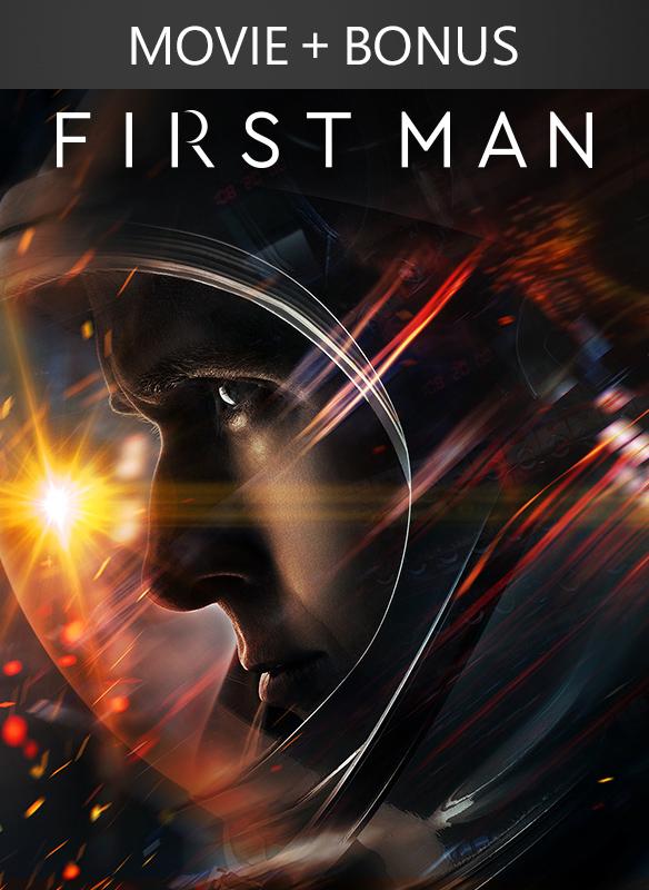 First Man + Bonus