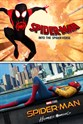 Spider-Man: Into The Spider-Verse + Spider-Man: Homecoming (4K UHD)