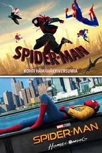 SPIDER-MAN: KOHTI HÄMÄHÄKKIVERSUMIA / SPIDER-MAN: HOMECOMING