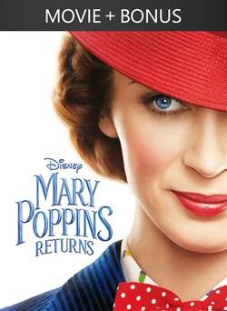 Mary Poppins Returns + Bonus