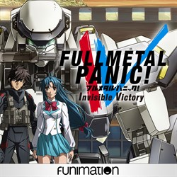 Buy Full Metal Panic! Invisible Victory (Uncut) from Microsoft.com