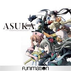 Magical Girl Spec-Ops Asuka (Original Japanese Version)