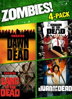 Zombies! 4-Pack