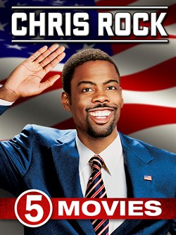 Chris Rock 5-Movie Collection