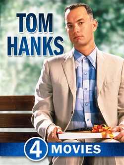 Tom Hanks 4-Movie Collection
