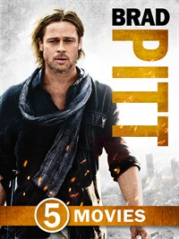 Brad Pitt 5-Movie Collection