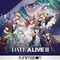Date A Live (Original Japanese Version)