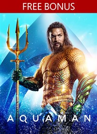 Aquaman: Becoming Aquaman (Digital SD or HD) for Free