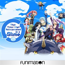 That Time I Got Reincarnated as a Slime (Simuldub)