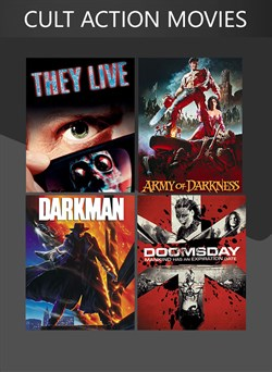 Four Movies (Cult Action Movies)