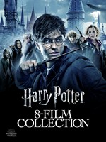Buy Harry Potter: The Complete 8 Film Collection - Microsoft Store en-GB