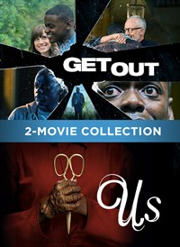 Us/Get Out - 2 Movie Collection
